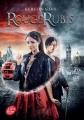 Couverture Trilogie des gemmes, tome 1 : Rouge rubis Editions Le Livre de Poche (Jeunesse) 2017