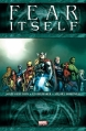 Couverture The Invincible Iron Man, tome 4 : Fear Itself Editions Panini (Marvel Select) 2016