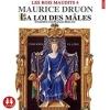 Couverture Les rois maudits, tome 4 : La loi des mâles Editions Sixtrid 2015