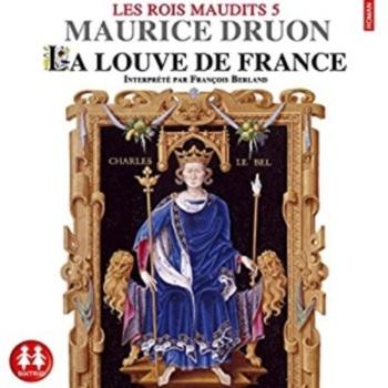 Couverture Les rois maudits, tome 5 : La louve de France