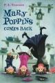 Couverture Le retour de Mary Poppins Editions Houghton Mifflin Harcourt 2015
