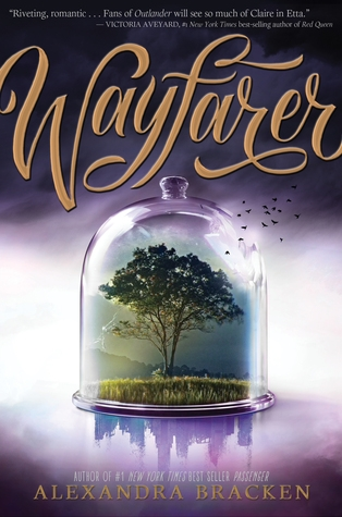 Couverture Passenger, book 2: Wayfarer