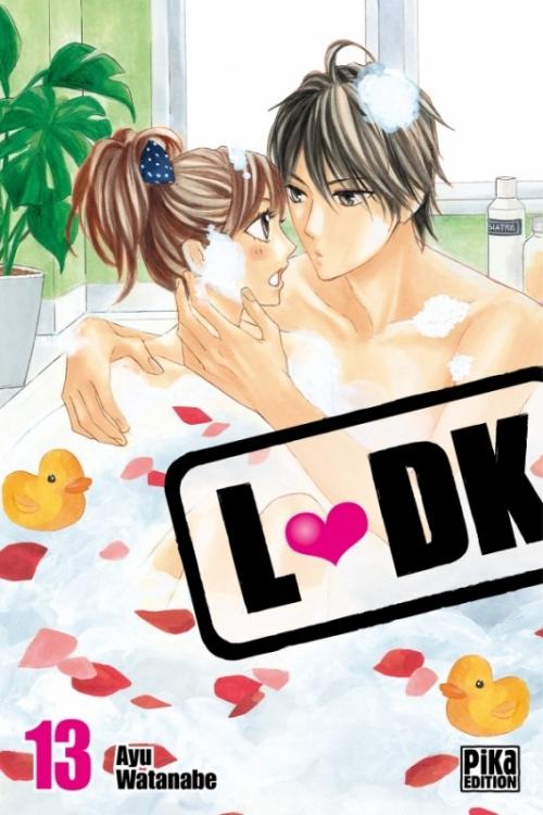 Couverture L-DK, tome 13