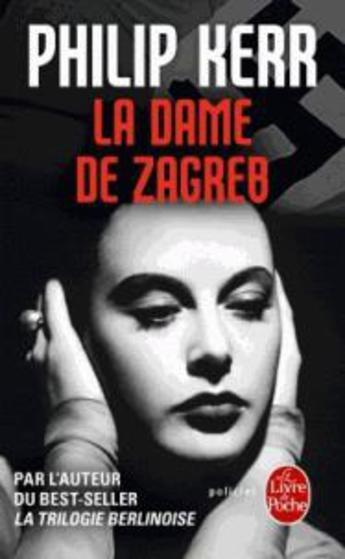 Couverture La dame de Zagreb