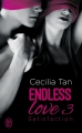 Couverture Endless love, tome 3 : Satisfaction Editions J'ai Lu 2016
