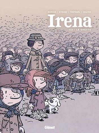 Couverture Irena, tome 1 : Le ghetto