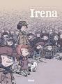 Couverture Irena, tome 1 : Le ghetto Editions Glénat (Tchô ! L'aventure...) 2017
