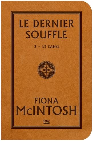 Couverture Le Dernier Souffle, tome 2 : Le Sang
