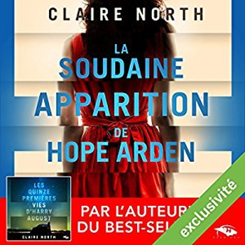 Couverture La soudaine apparition de Hope Arden