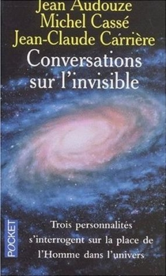 Couverture Conversations sur l'invisible
