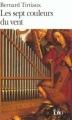 Couverture Les sept couleurs du vent Editions Folio  1997