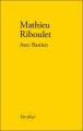 Couverture Avec Bastien Editions Verdier 2010