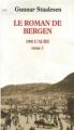 Couverture Le roman de Bergen, tome 2 : 1900 l'aube, partie 2 Editions Gaïa 2007