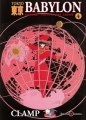 Couverture Tôkyô Babylon (20th anniversary), tome 4 Editions Tonkam 2009