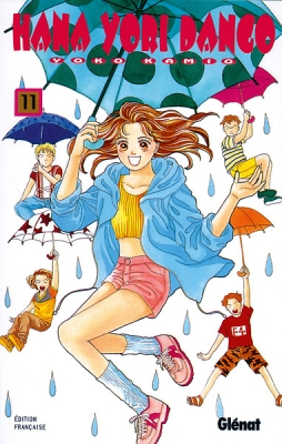 Couverture Hana Yori Dango, tome 11