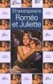 Couverture Roméo et Juliette Editions Librio 1994