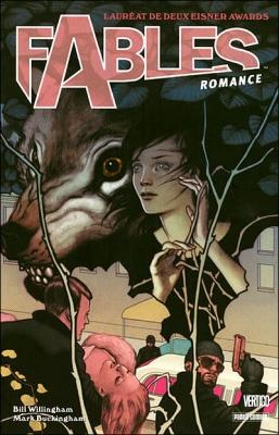 Couverture Fables, tome 03 : Romance