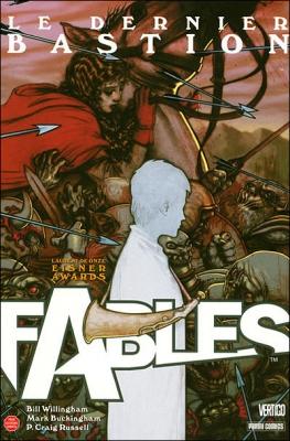 Couverture Fables, tome 04 : Le dernier bastion