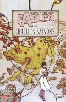Couverture Fables, tome 06 : Cruelles saisons