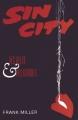 Couverture Sin city, tome 6 : Des filles et des flingues Editions Vertige Graphic 1999
