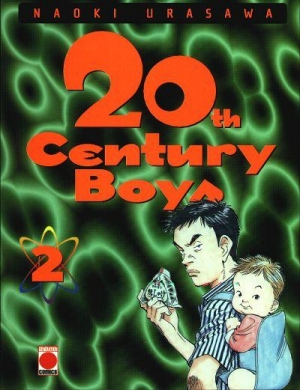 Couverture 20th Century Boys, tome 02