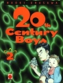 Couverture 20th Century Boys, tome 02 Editions Panini 2002