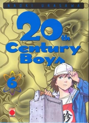 Couverture 20th Century Boys, tome 06