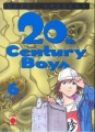 Couverture 20th Century Boys, tome 06 Editions Panini 2003