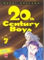 Couverture 20th Century Boys, tome 07 Editions Panini 2003