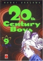 Couverture 20th Century Boys, tome 09 Editions Panini (Manga - Seinen) 2003