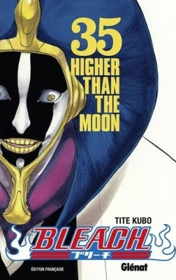 Couverture Bleach, tome 35 : Higher than the moon