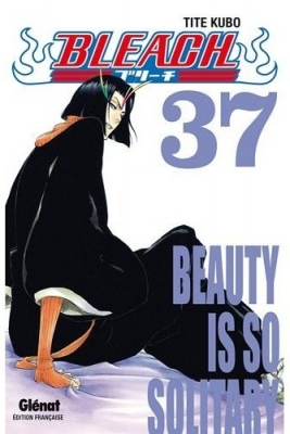 Couverture Bleach, tome 37 : Beauty is so solitary
