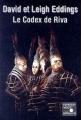 Couverture Le Codex de Riva : Études préliminaires de la Belgariade et de la Mallorée Editions Pocket (Rendez-vous ailleurs) 2000