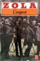 Couverture L'Argent Editions Le Livre de Poche 1985