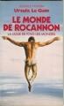 Couverture Le monde de Rocannon Editions Presses pocket (Science-fiction) 1987