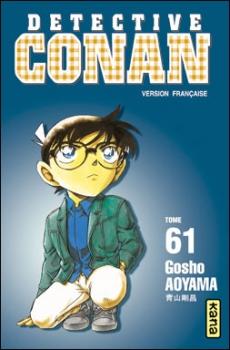 Couverture Détective Conan, tome 61