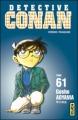 Couverture Détective Conan, tome 61 Editions Kana 2010