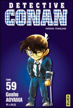 Couverture Détective Conan, tome 59