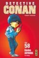 Couverture Détective Conan, tome 58 Editions Kana 2008