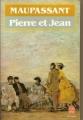 Couverture Pierre et  Jean Editions Le Livre de Poche 1985