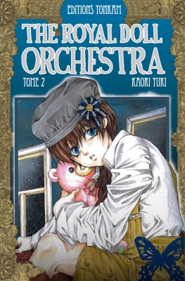 Couverture The Royal Doll Orchestra, tome 02