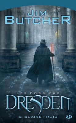 Couverture Les dossiers Dresden, tome 05 : Masques mortuaires / Suaire froid