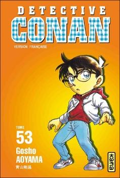 Couverture Détective Conan, tome 53