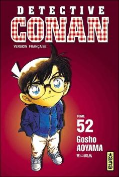 Couverture Détective Conan, tome 52