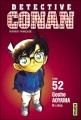Couverture Détective Conan, tome 52 Editions Kana 2006