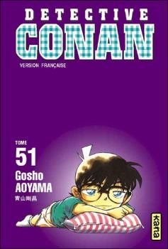 Couverture Détective Conan, tome 51