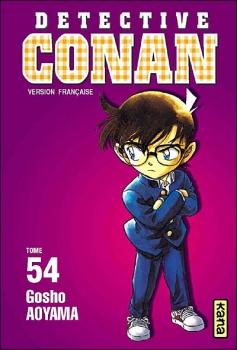 Couverture Détective Conan, tome 54