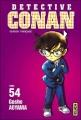 Couverture Détective Conan, tome 54 Editions Kana 2007