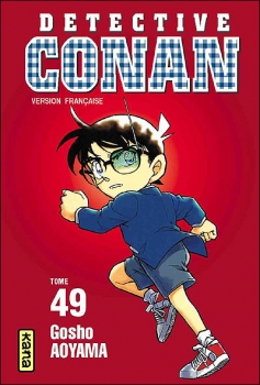 Couverture Détective Conan, tome 49