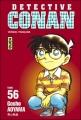 Couverture Détective Conan, tome 56 Editions Kana 2008